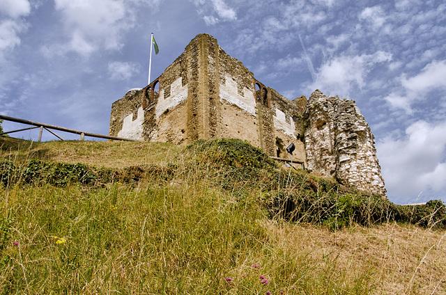 DSC 2114-A1 Guildford Castle Keep