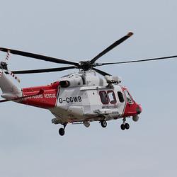 AgustaWestland AW139, G-CGWB