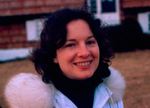 Mary, April, 1980