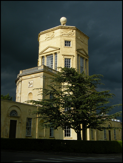 Tower of the Stormy Winds