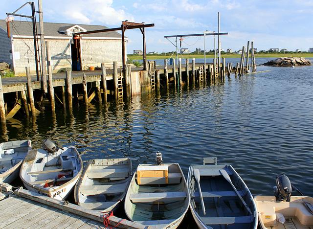 Docks, Biddeford Pool