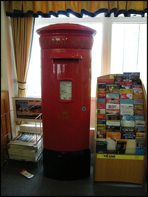 John Radcliffe post box