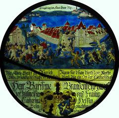 1680 Belagerung von Zug (Juni 1352)