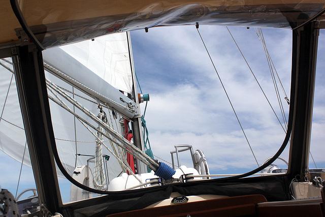 Into the Atlantic