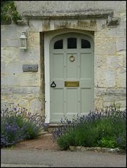 Cromwell's front door