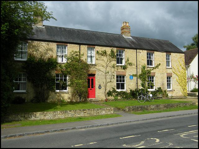 Norman Heatley's house