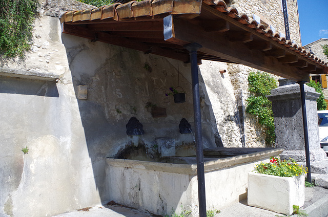 Les villages perchés de la Drôme