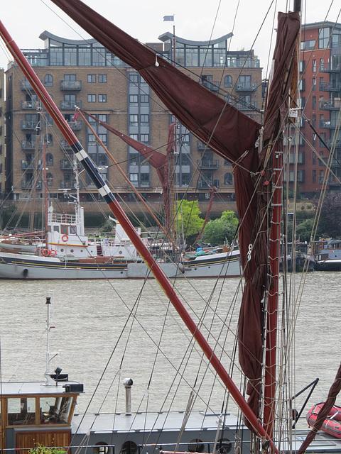 hermitage wharf, london
