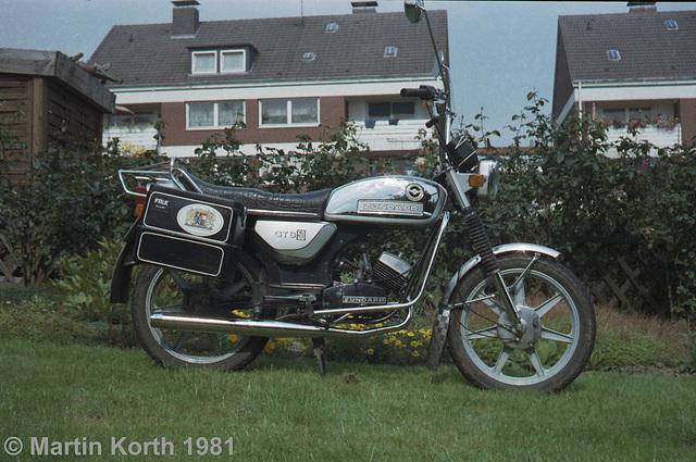 Zündapp GTS 50 1981 F1 B32 c