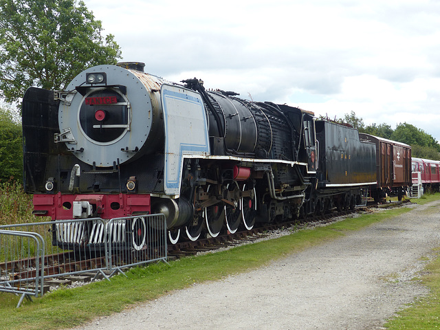 Buckinghamshire Railway Centre (3) - 16 July 2014
