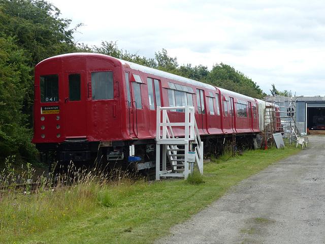 Buckinghamshire Railway Centre (5) - 16 July 2014