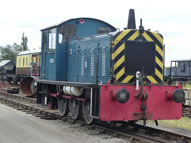 Buckinghamshire Railway Centre (8) - 16 July 2014