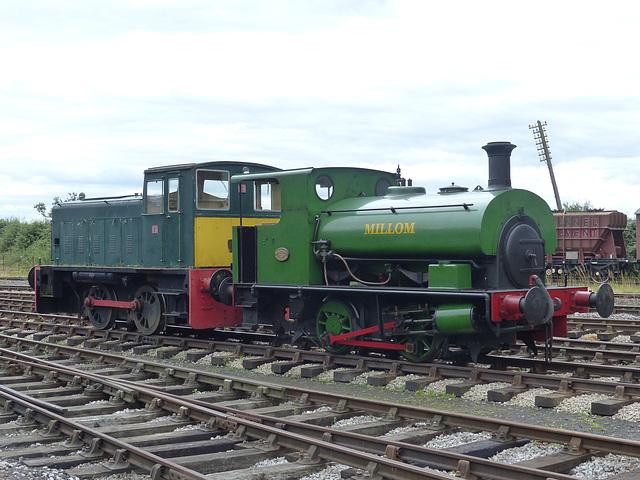 Buckinghamshire Railway Centre (10) - 16 July 2014
