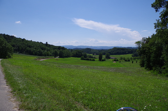 du côté de Vaunavey la Rochette - Drôme