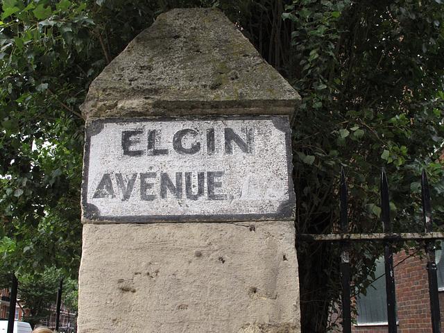 Elgin Avenue