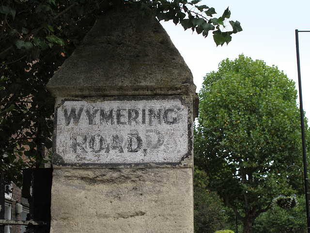 Wymering Road