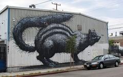 Squirrel Street Art (0320)