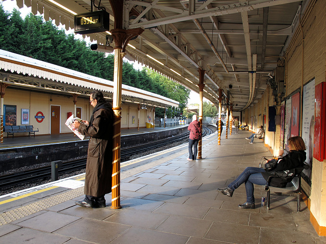 Westbourne Park Station