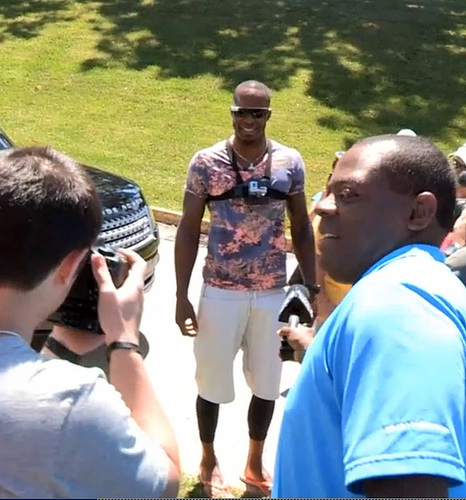Ike Taylor - Google Glass and GoPro