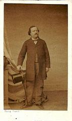 Auguste Alphonse Edmond Meillet by Franck