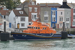 RNLI in Weymouth