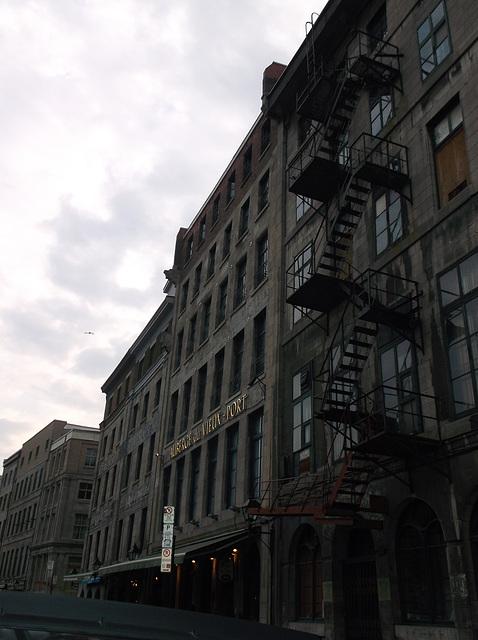 Auberge du Vieux-Port.