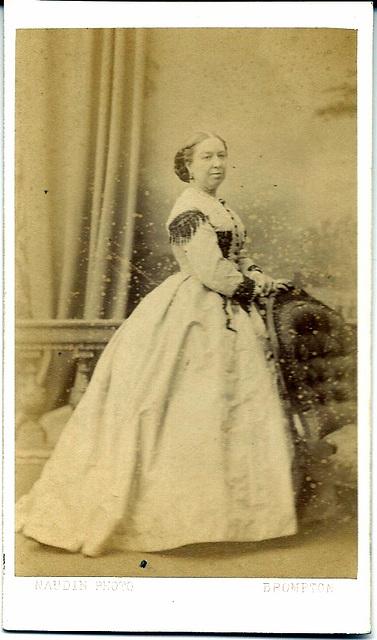 Louisa Pyne by Naudin