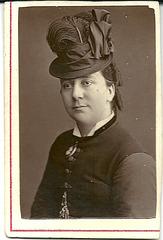 Janet Monach Patey by Unknown