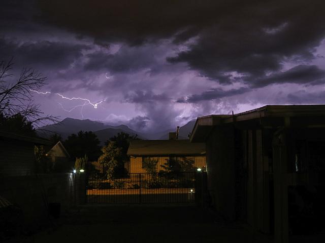 Dry Lightning