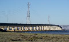 Dumbarton Bridge SF Bay (0430)