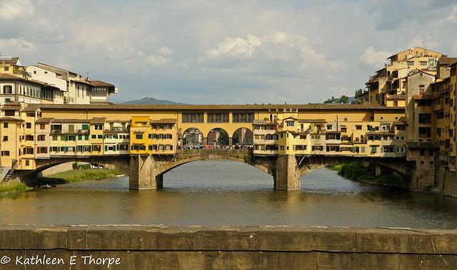 Firenze Ponte Vecchio 052914