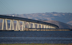 Dumbarton Bridge SF Bay (0444)
