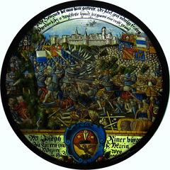 die Schweizer Habsburgerkriege: Schlacht bei Sempach