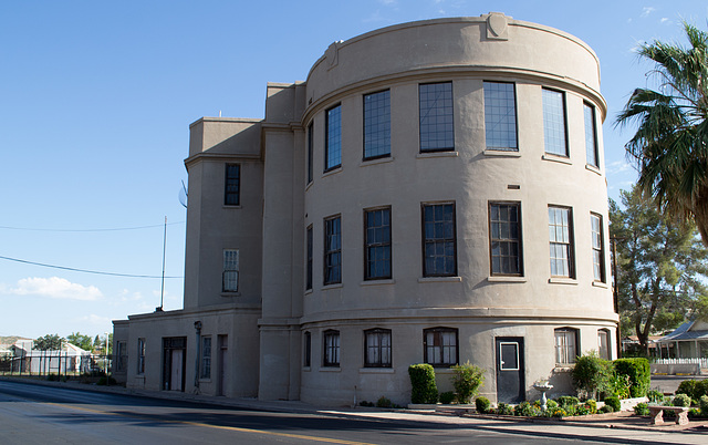 Globe, AZ school (1924)