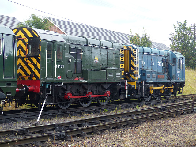 Great Central Railway (15) - 15 July 2014