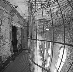 TIER 6 - East Cell Block