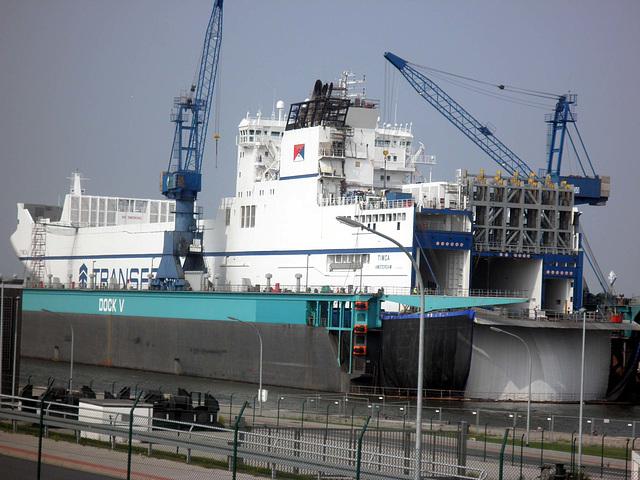 Ro-Ro-Frachter  TIMCA