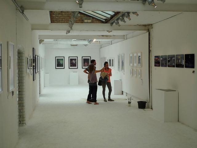 Lucy's exhibit