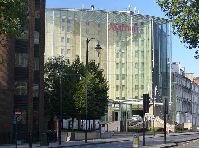 Marriott Kensington - 3 August 2014