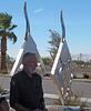 Dedication of Steven Rieman Sculpture at DHS Health & Wellness Center (0201)