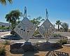 Steven Rieman Sculpture at DHS Health & Wellness Center (0188)