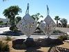 Steven Rieman Sculpture at DHS Health & Wellness Center (0190)
