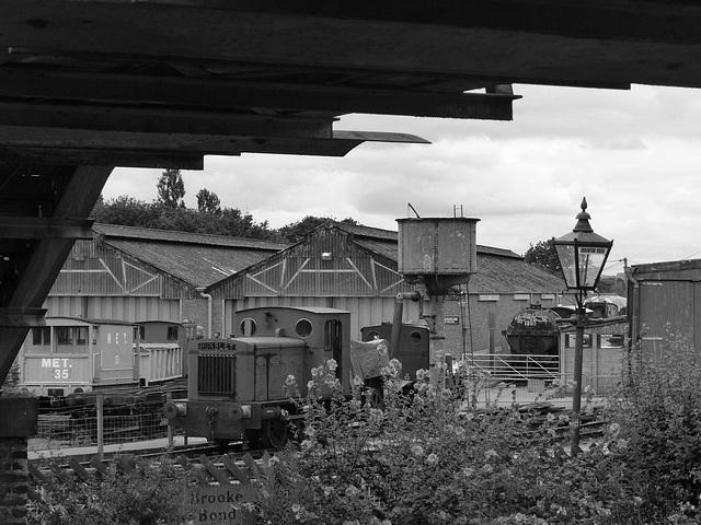 Buckinghamshire Railway Centre (18M) - 16 July 2014