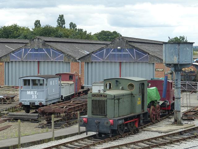 Buckinghamshire Railway Centre (19) - 16 July 2014