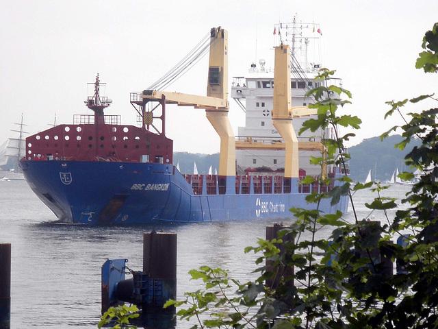 Frachter BBC BANGKOK