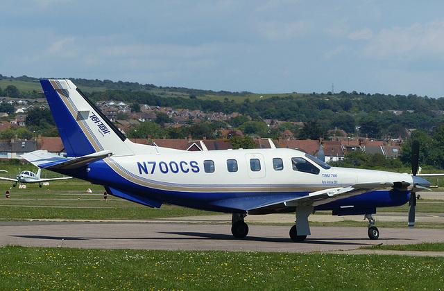 N700CS at Shoreham - 1 July 2014