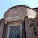 The Temple of Divine Romulus in the Forum Romanum, July 2012