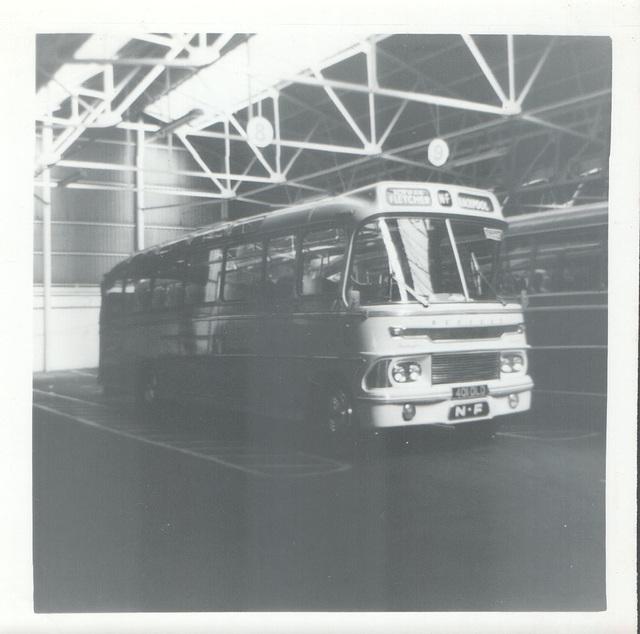 Norman Fletcher 401 DLD circa 1965/6