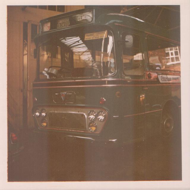 195/02 Premier Travel Services LJE 991G at Rochdale - 5 Mar 1973
