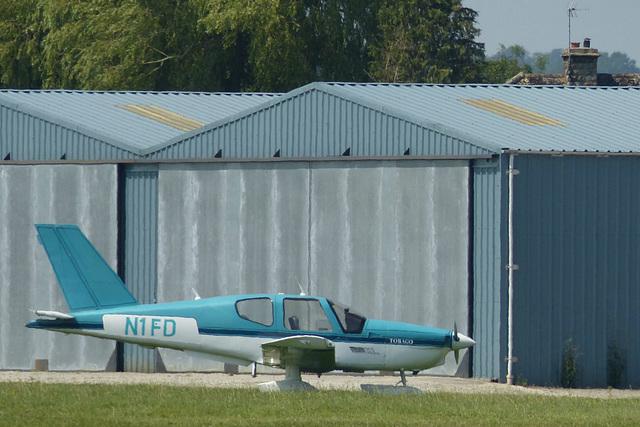 N1FD at Henstridge - 23 July 2014